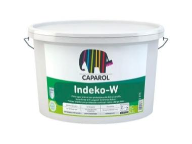 Pittura lavabile con protezione del film da muffe e funghi