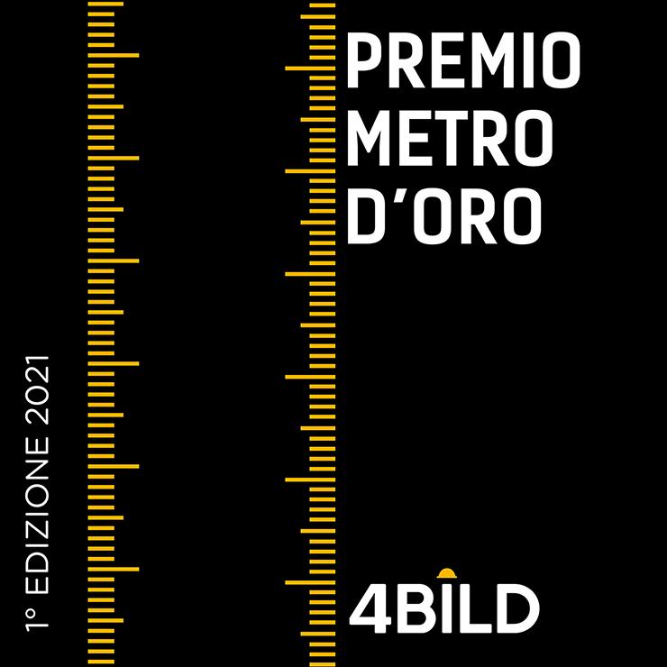 Logo Premio Metro d'Oro